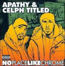 NEW No Place Like Chrome (Audio CD)