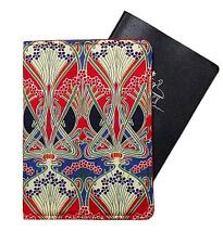 PASSPORT COVER made by Graggie from LIBERTY OF LONDON TANA LAWN CLASSICS fabric