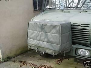 BW Unimog U1300 Stromagregat Vorbaukonsole Kirsch top
