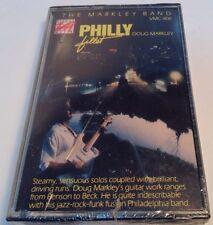 DOUG MARKLEY Tape Cassette PHILLY FILLET - THE MARKLEY BAND - BRAND NEW SEALED -