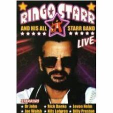 Ringo Starr & his All Starr Band : Live  (DVD)