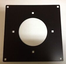 """3"""" HAPP HIGHBALL  TRACK BALL MOUNTING PLATE  OLD STYLE"""