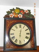 Horloge mural style anglais parfait état