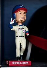 Chipper Jones Signed Atlanta Braves 2012 Bobblehead Bobble Head Autographed Auto