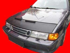 CAR HOOD BONNET BRA fit Saab 9000  NOSE FRONT END MASK TUNING