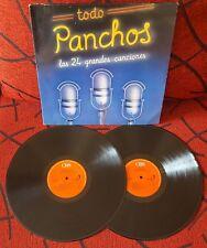 LOS PANCHOS **Todo -24 Grandes Canciones** ORIGINAL 1990 Spain 2-LP SET GATEFOLD