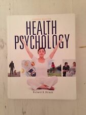 health psychology Richard G. Straub 4th edition student textbook