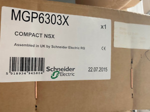 SCHNEIDER 630A 3POLE MCCB FOR POWERPACT PANEL BOARD MGP6303X