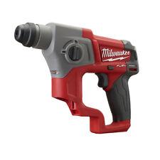 MILWAUKEE Akku-Bohrhammer M12 CH /0-Version (ohne Akkus / Ladegerät) M12 FUEL™