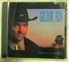 CD Gildor Roy - Tard le soir sur la route… (Passeport)