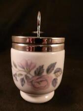 Egg Coddler Ceramic Royal Worcester Porcelain & China