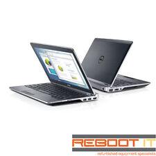 """Dell Latitude E6230 Core i3 3110M 2.4GHz 8GB 320GB Webcam 12.5"""" Laptop"""