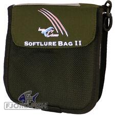 IRON CLAW Softlure Bag II Gummiköder Vorfach-Tasche Mappe Angeltasche Hülle TOP