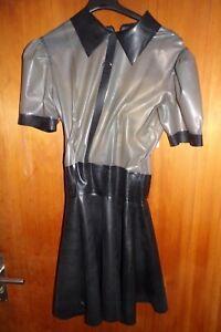 Latex Kleid Gummikleid Latexkleid