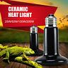 Ceramic Heating Light Reptile Brooder Incubator Infrared Emitter Lamp  25-200W