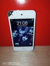Apple iPod Touch-modèle A1367 8 Go Blanc