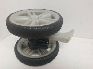 Graco 6C02BGP Umbrella Stroller Rear Wheel Tire replacement 2009 Gray