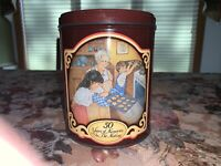 Nestle Toll House Morsels - 50th Annv. Tin. Vintage 1939-1989