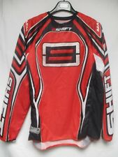 Maillot MOTO CROSS SHIFT MACH rouge trikot shirt maglia jersey M