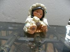 Native American Figurine Sw. Enesco 1997 Figurines