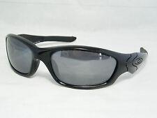 Oakley Straight Jacket 2 12 935 Polished Black Polarized Sunglasses 61 18 125