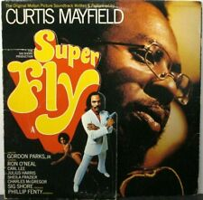 Curtis Mayfield  Curtom 8014  Superfly Soundtrack  Landmark Soul/Funk  Die Cut