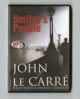 Smiley's People - by John le Carre - Unabridged Audiobook - MP3CD