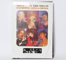 Shinhwa Live in Seoul Winter Story Tour 2004-05 Korea/English Sub Region Code 3