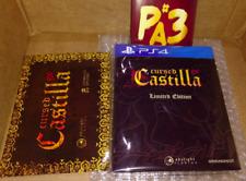 Maldita castilla Cursed Castilla EX  Edición Limitada coleccionista para PS4