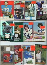 HUGE INVENTORY CLEARANCE AUTO JERSEY ROOKIE VINTAGE  SPORTS CARD COLLECTION LOT
