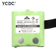 BP38/40 4.8V 700mAh Ni-MH Battery Pack for Motorola TLKR T6 T8 Interphones 40B0