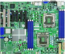 Supermicro Server X8DTL-iF Motherboard 2x Xeon E5504 CPU Heatsink 12GB REV 2.01
