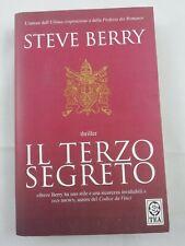Libro - Steve Berry - Il terzo segreto - TEA | accettabile