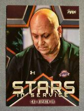 2021 Topps Stars in Service #sis5 Cal Ripken Jr. Crisp W/Top Loaded Possible 10