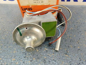Triumph TR7 Distributor 47DE4 Vacuum Amplifier for 41601 41603  54427199 LUCAS