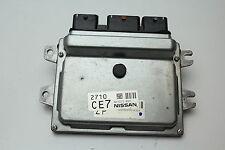 14 15 VERSA BEM336-300 A1 COMPUTER BRAIN ENGINE CONTROL ECU ECM EBX MODULE K9119