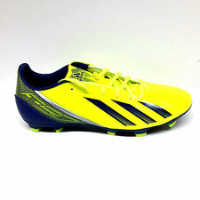 Adidas F10 TRX FG  Fußballschuh Soccer Schuhe Fußball Gr. 44 UK 9,5 blau gelb