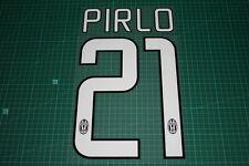 Juventus 14/15 #21 PIRLO Awaykit Nameset Printing