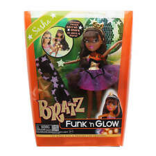 Bratz Funk N Glow Sasha doll the girl with a passion  NEW
