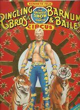 Ringling Bros. And Barnum & Bailey Souvenir Program and Magazine,1990, 119th Ed.