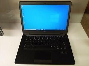 Dell Latitude E7450 i5-5300U 2.3GHZ, 8GB RAM, 128GB SSD Win 10 Pro CLEAN
