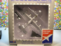 WWII USAF B24J LIBERATOR MILION DOLLAR BABY DARON 1:163 SCALE DIECAST AIRPLANE
