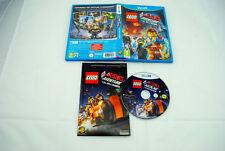 Jeu LEGO LA GRANDE AVENTURE LE JEU VIDEO pour Nintendo Wii U PAL TBE