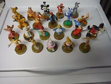 Disney 100 Years of Magic McDonald's Figures x 21 Mickey Pluto Alice etc