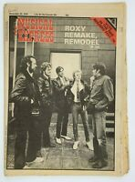NME 25 November 1978 Roxy Music Vivian Stanshall Jerry Lee Lewis Mike Oldfield
