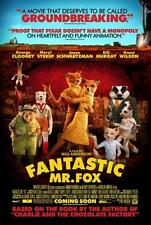 Fantastic Mr Fox Movie Poster 24x36