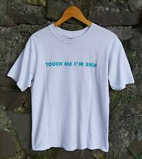 "Vintage 2000s Sub Pop Mudhoney ""Touch Me I'm Sick"" T-Shirt Size Medium"