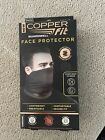 Copper Fit Guardwell Face Protector - Charcoal- Brand New