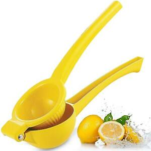 Premium Quality Metal Lemon Squeezer Handheld Juicer Presser Citrus Juice Lime