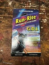 Run-Rite 1501 Professional Fuel System Cleaner Direct Injection GDI & Port Inj